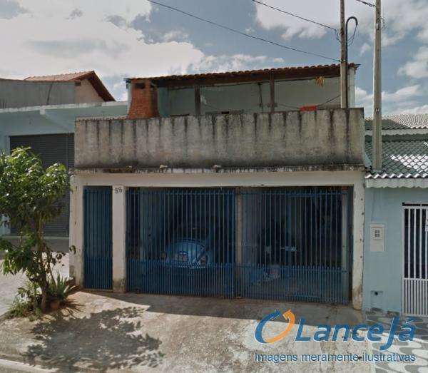 DIREITOS SOBRE O IMÓVEL, Casa c/ 206,48 m² c/ 02 Dorm. - Jd. Alegria, Éden, SOROCABA/SP